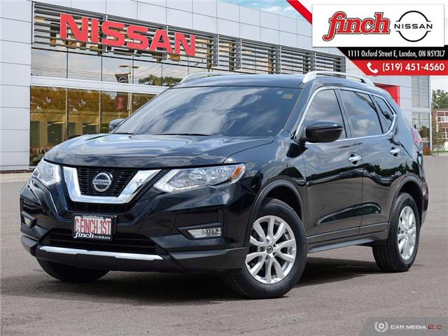 2019 Nissan Rogue SV (Stk: 13041-A) in London - Image 1 of 27