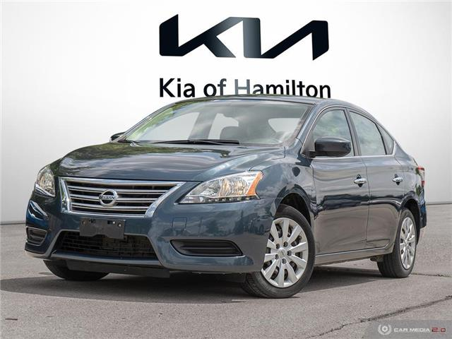 2013 Nissan Sentra 1.8 S (Stk: FO21073A) in Hamilton - Image 1 of 24