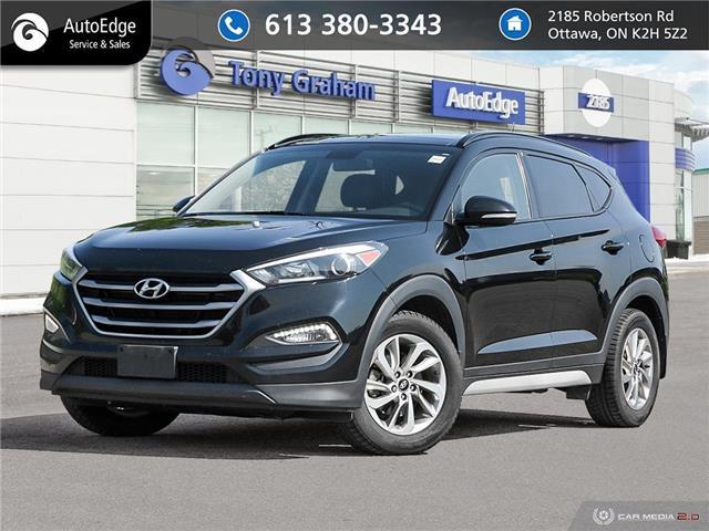 2017 Hyundai Tucson SE (Stk: A0825) in Ottawa - Image 1 of 28