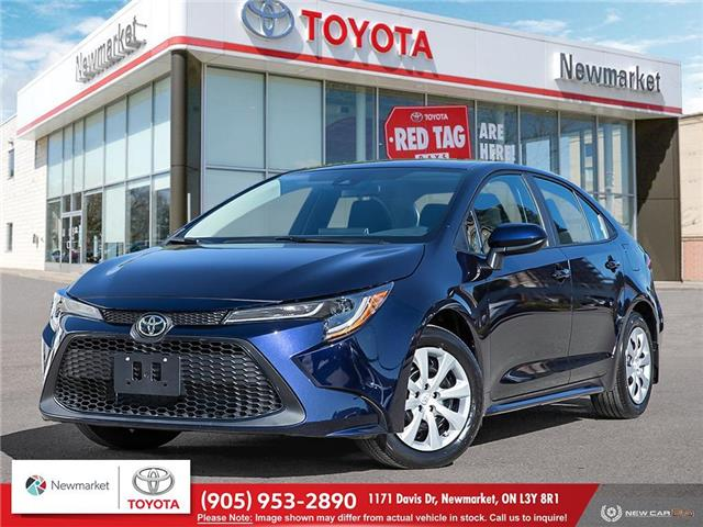 2021 Toyota Corolla LE (Stk: 36455) in Newmarket - Image 1 of 23