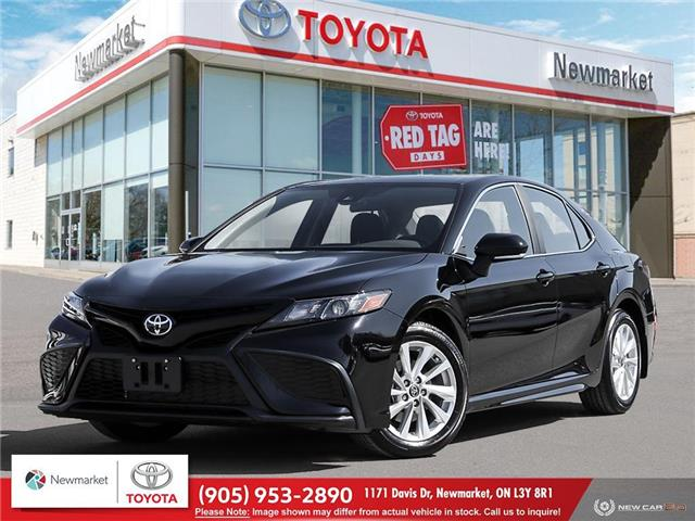 2021 Toyota Camry SE (Stk: 36456) in Newmarket - Image 1 of 23