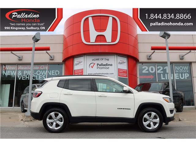 2018 Jeep Compass North (Stk: 23091B) in Greater Sudbury - Image 1 of 31
