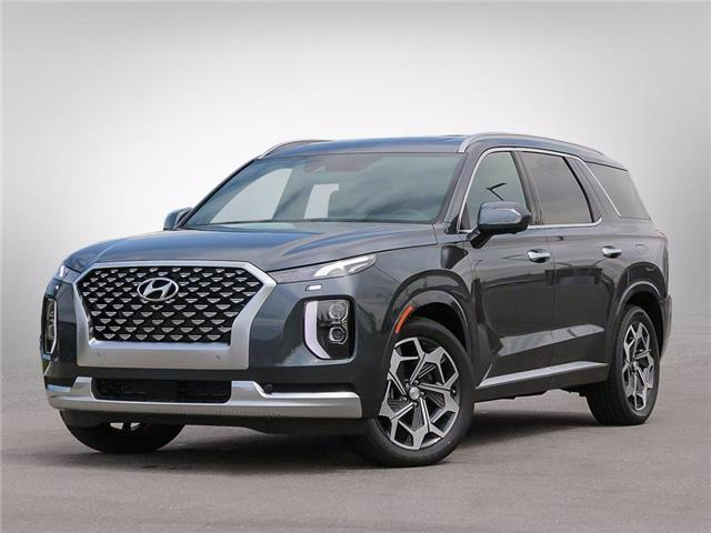 2021 Hyundai Palisade Ultimate Calligraphy (Stk: D10823) in Fredericton - Image 1 of 23