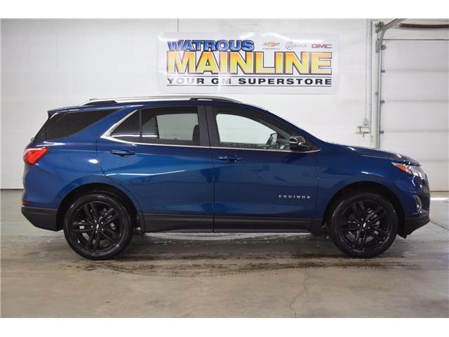 2021 Chevrolet Equinox LT (Stk: M01440) in Watrous - Image 1 of 43