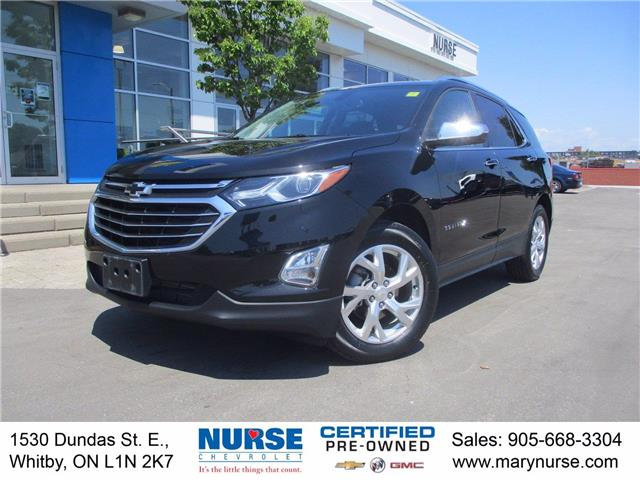 2019 Chevrolet Equinox Premier (Stk: 10X562) in Whitby - Image 1 of 30