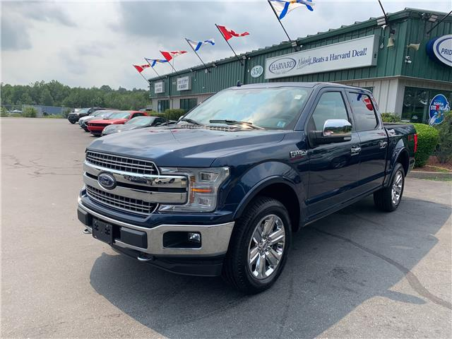 2018 Ford F-150 Lariat (Stk: 11117) in Lower Sackville - Image 1 of 19
