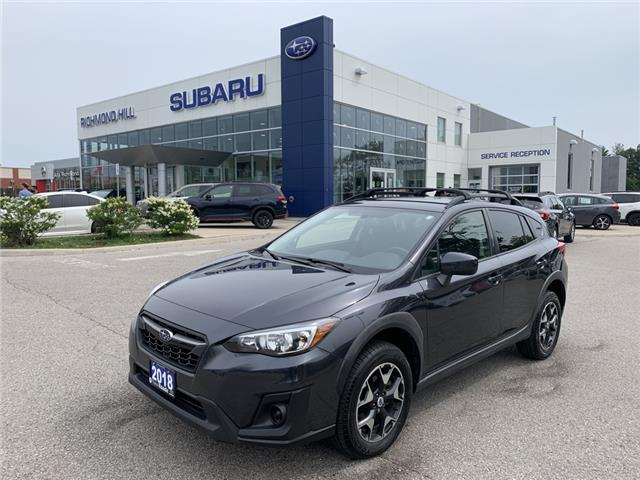 2018 Subaru Crosstrek Convenience (Stk: P03982) in RICHMOND HILL - Image 1 of 20