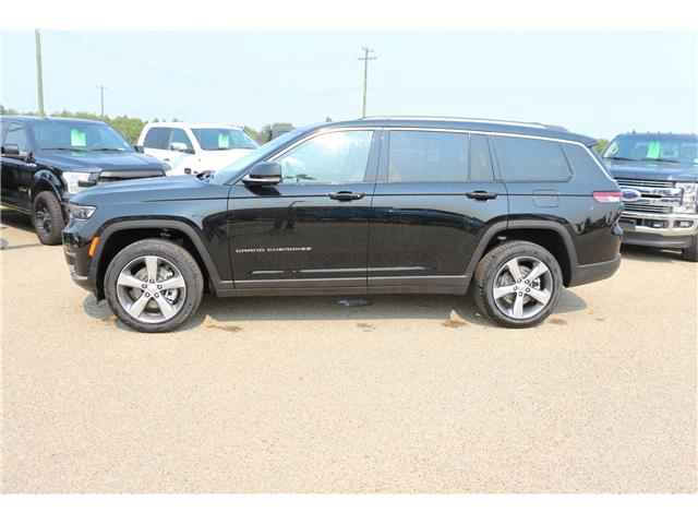 2021 Jeep Grand Cherokee L Limited (Stk: MT124) in Rocky Mountain House - Image 1 of 17