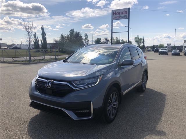 2021 Honda CR-V Touring (Stk: H14-8916) in Grande Prairie - Image 1 of 23