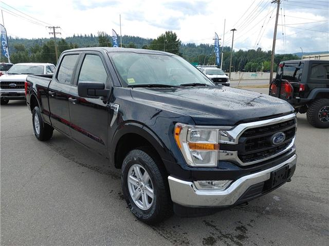 2021 Ford F-150 XLT (Stk: 21T109) in Quesnel - Image 1 of 14