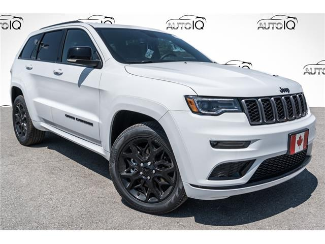 2021 Jeep Grand Cherokee Limited (Stk: 35148) in Barrie - Image 1 of 28