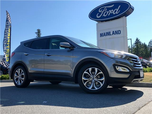 2013 Hyundai Santa Fe Sport 2.0T Limited (Stk: P9822AA) in Vancouver - Image 1 of 30