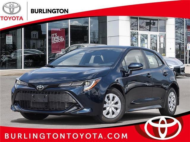 2021 Toyota Corolla Hatchback CVT (Stk: 212158) in Burlington - Image 1 of 23