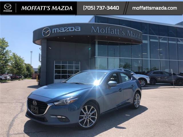 2018 Mazda Mazda3 GT (Stk: P9414A) in Barrie - Image 1 of 24