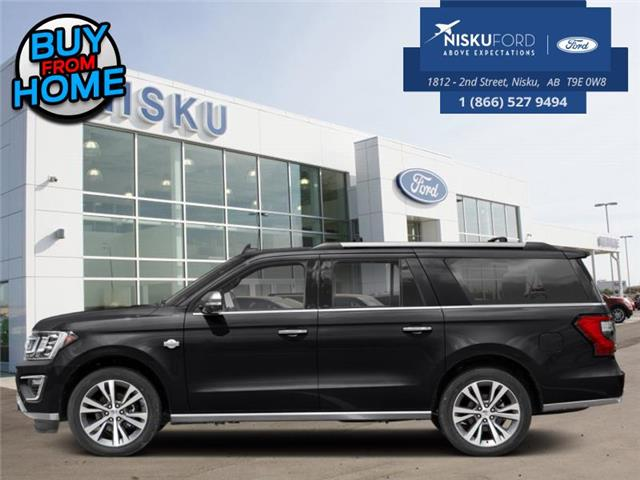 2021 Ford Expedition Max King Ranch (Stk: EXPD2102) in Nisku - Image 1 of 1