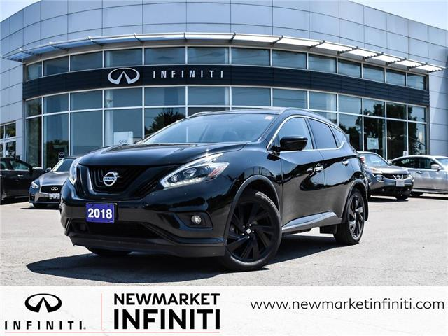 2018 Nissan Murano Midnight Edition (Stk: UI1573) in Newmarket - Image 1 of 26