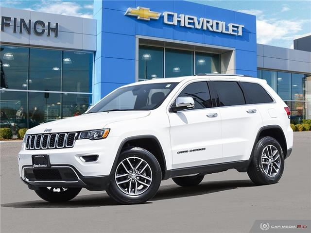2017 Jeep Grand Cherokee Limited (Stk: 152699) in London - Image 1 of 28