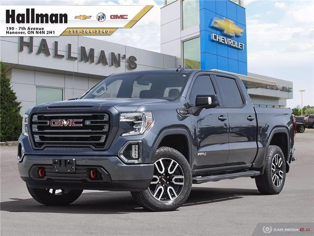 2019 GMC Sierra 1500 AT4 (Stk: 21431A) in Hanover - Image 1 of 29