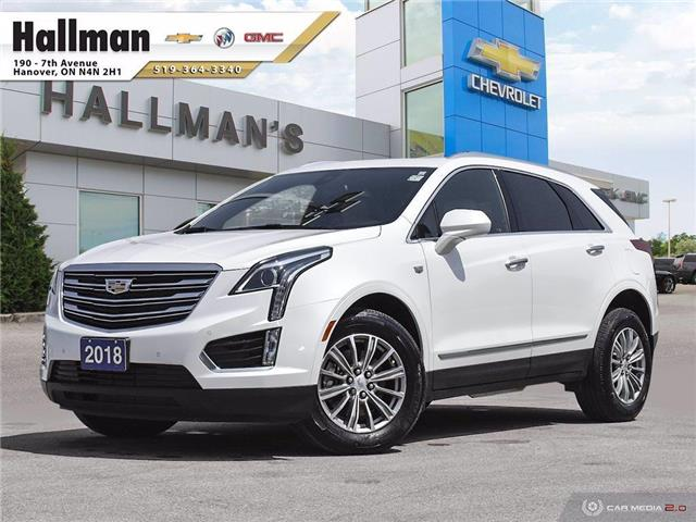 2018 Cadillac XT5 Luxury (Stk: P1755) in Hanover - Image 1 of 30