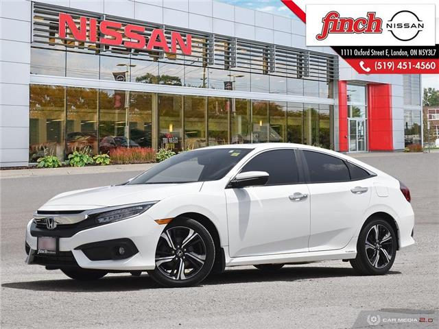 2017 Honda Civic Touring (Stk: 14013-A) in London - Image 1 of 27