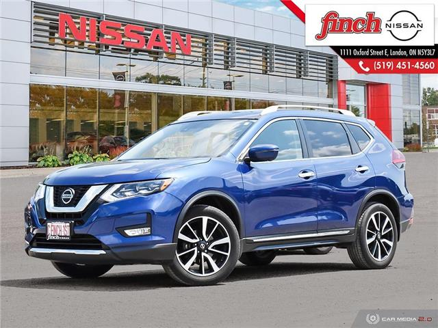 2018 Nissan Rogue SL (Stk: 16188-A) in London - Image 1 of 27