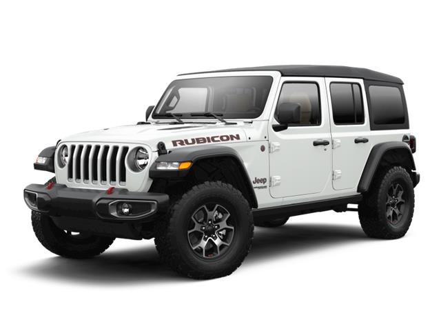 2021 Jeep Wrangler Unlimited Rubicon (Stk: ) in Quebec - Image 1 of 1
