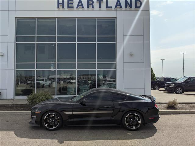 2020 Ford Mustang GT (Stk: MLT209A) in Fort Saskatchewan - Image 1 of 5