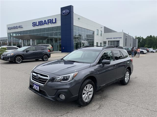 2018 Subaru Outback 2.5i Touring (Stk: LP0630) in RICHMOND HILL - Image 1 of 21