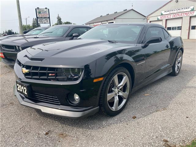 2012 Chevrolet Camaro 2SS (Stk: NC 4111) in Cameron - Image 1 of 10