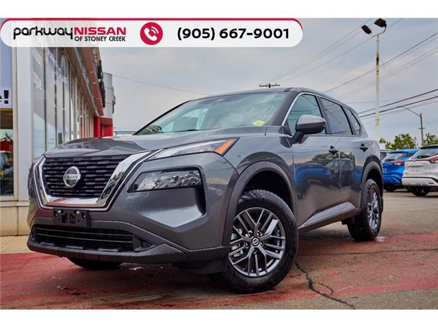2021 Nissan Rogue S (Stk: N21104) in Hamilton - Image 1 of 22