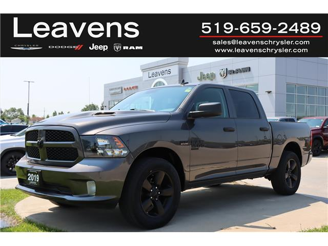 2019 RAM 1500 Classic ST (Stk: LC21304A) in London - Image 1 of 23