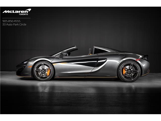 2020 McLaren 570S Spider  (Stk: ) in Woodbridge - Image 1 of 19