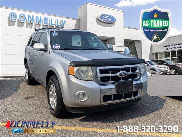 2010 Ford Escape Limited (Stk: PBWDV35A) in Ottawa - Image 1 of 21