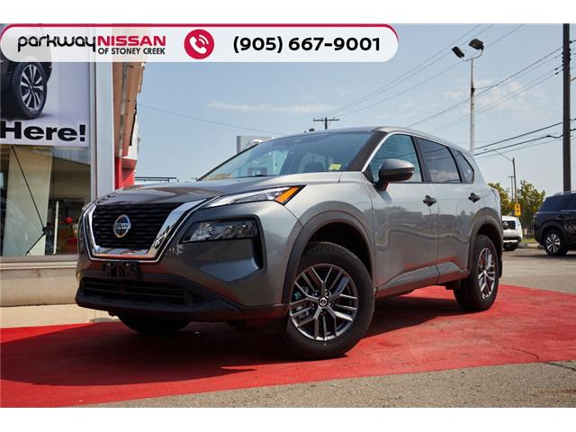 2021 Nissan Rogue S (Stk: N21159) in Hamilton - Image 1 of 24