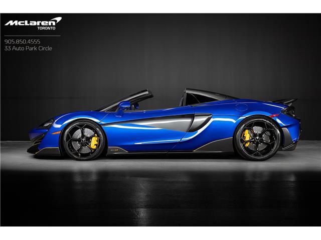 2020 McLaren 600LT Spider  (Stk: ) in Woodbridge - Image 1 of 19