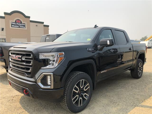 2021 GMC Sierra 1500 AT4 (Stk: 192122) in AIRDRIE - Image 1 of 5