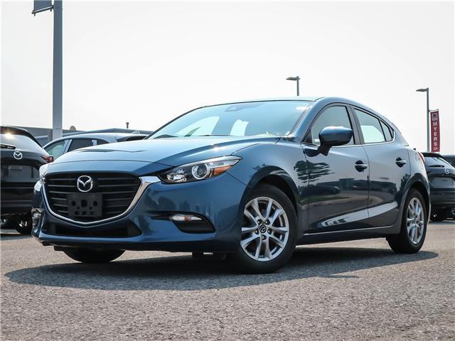 2018 Mazda Mazda3 Sport  (Stk: 11847A) in Ottawa - Image 1 of 8