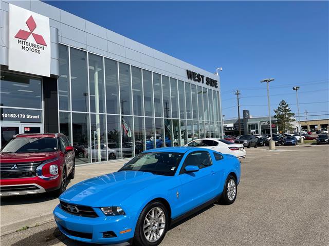 2012 Ford Mustang V6 Premium (Stk: BM4184B) in Edmonton - Image 1 of 1