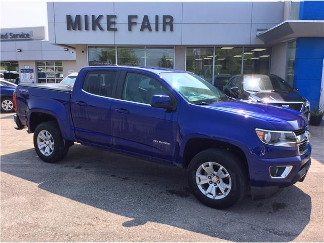 2017 Chevrolet Colorado LT (Stk: 21335A) in Smiths Falls - Image 1 of 11