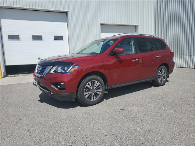 2019 Nissan Pathfinder  (Stk: P21712A) in Timmins - Image 1 of 11