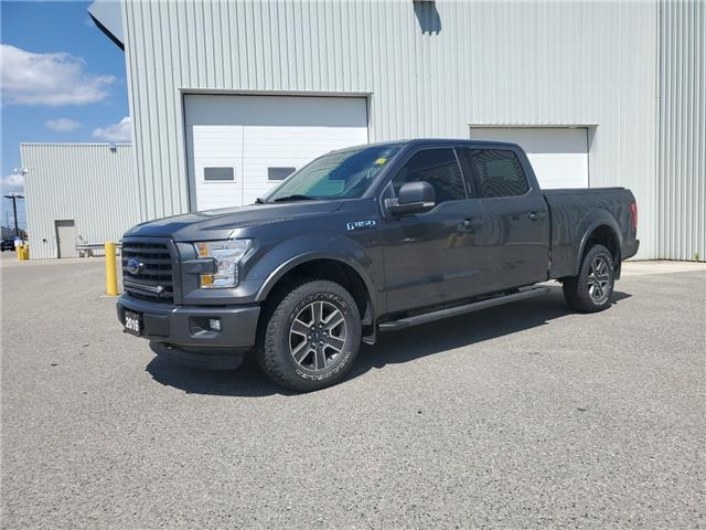 2016 Ford F-150  (Stk: P21702A) in Timmins - Image 1 of 9