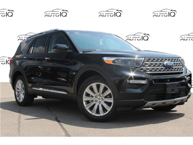 2021 Ford Explorer Limited (Stk: 210394) in Hamilton - Image 1 of 27