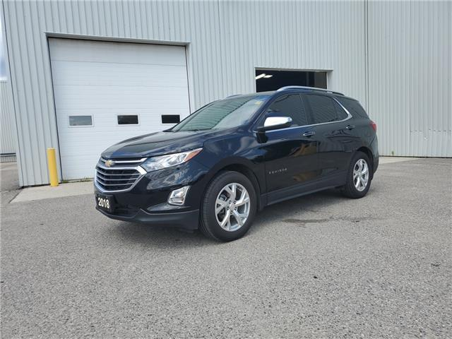 2018 Chevrolet Equinox Premier (Stk: P3518) in Timmins - Image 1 of 10