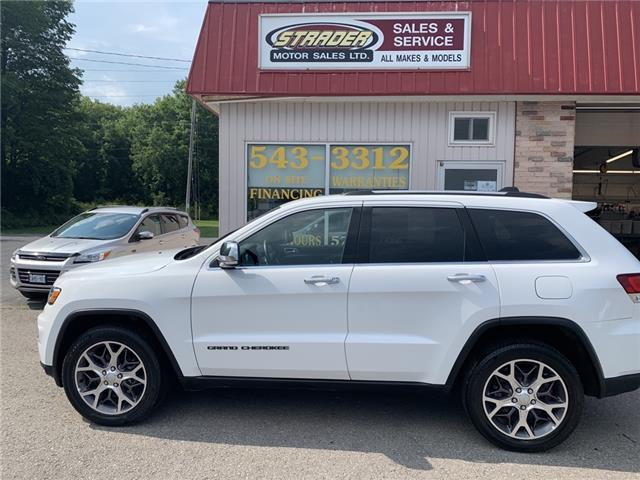 2020 Jeep Grand Cherokee Limited (Stk: -) in Morrisburg - Image 1 of 20