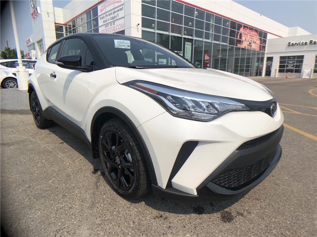 2021 Toyota C-HR XLE Premium (Stk: 210897) in Calgary - Image 1 of 12