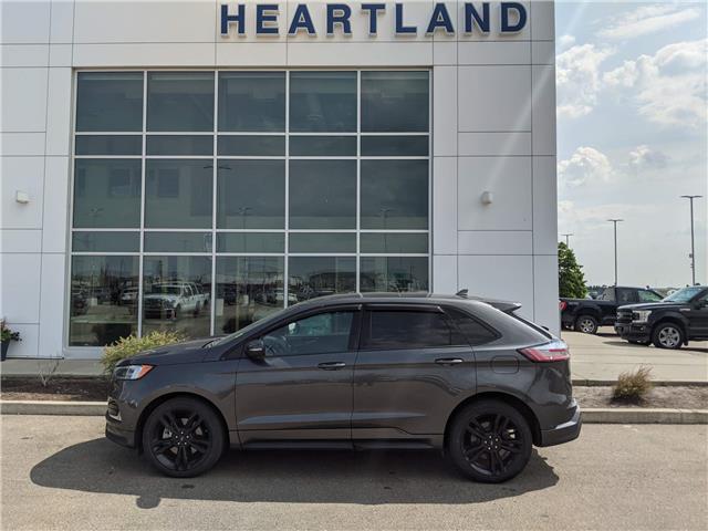 2019 Ford Edge ST (Stk: MEX061A) in Fort Saskatchewan - Image 1 of 40