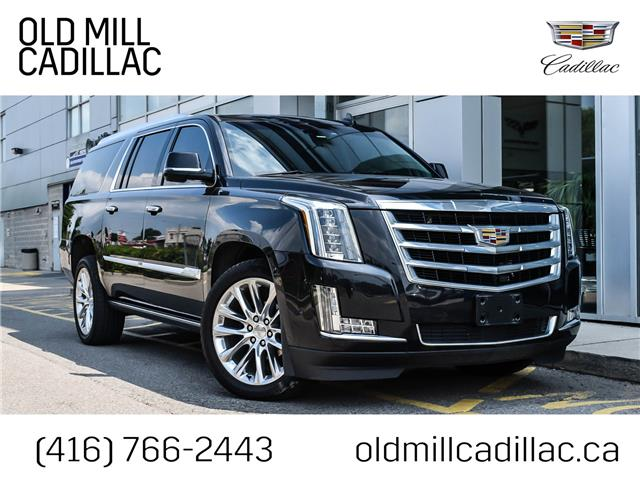 2019 Cadillac Escalade ESV Premium Luxury (Stk: 323373U) in Toronto - Image 1 of 21