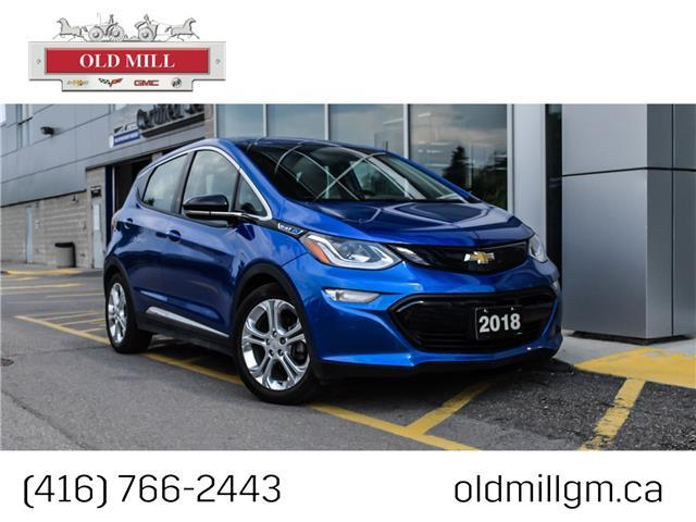 2018 Chevrolet Bolt EV LT (Stk: 128228U) in Toronto - Image 1 of 24