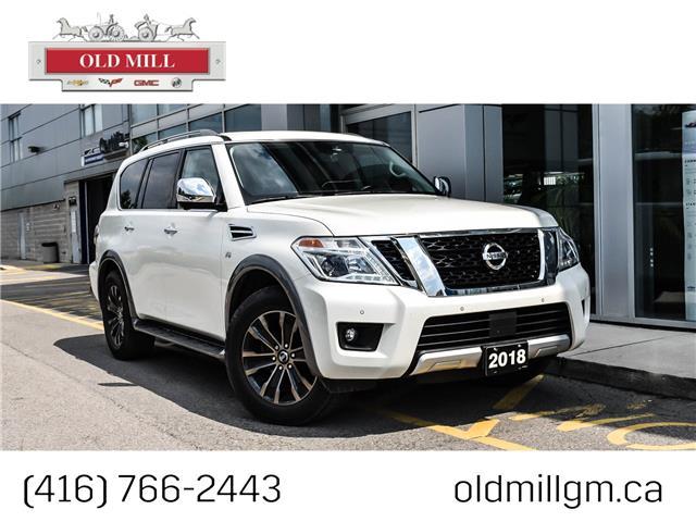 2018 Nissan Armada Platinum (Stk: 556437U) in Toronto - Image 1 of 27