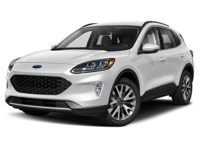 2021 Ford Escape Titanium (Stk: 10) in Wawa - Image 1 of 9